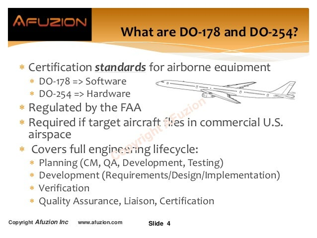 Do 178c overview from afuzion inc excerpt of training provided to do 178c overview from afuzion inc excerpt of training provided to 11500 engineers worldwide fandeluxe Image collections