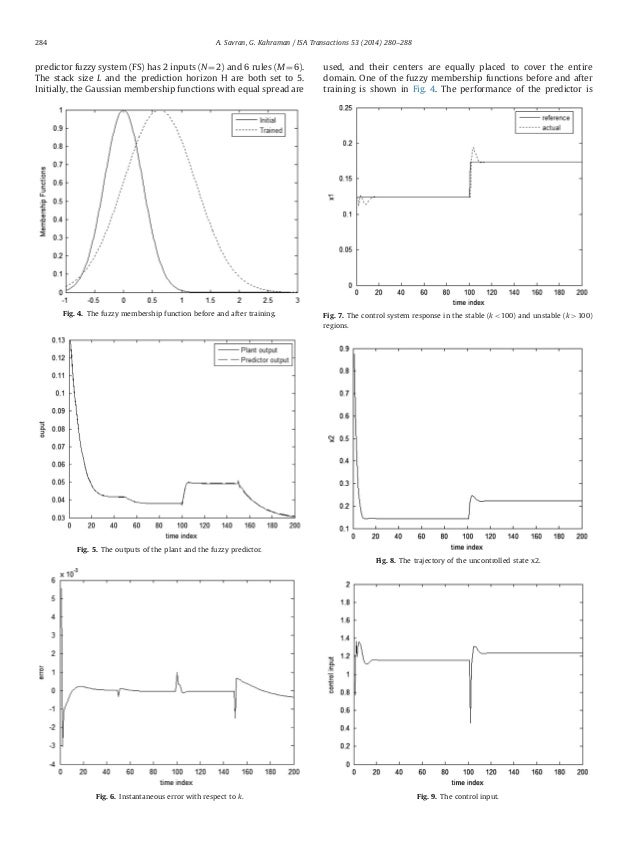 A Fuzzy Model Based Adaptive Pid Controller Design For Nonlinear And