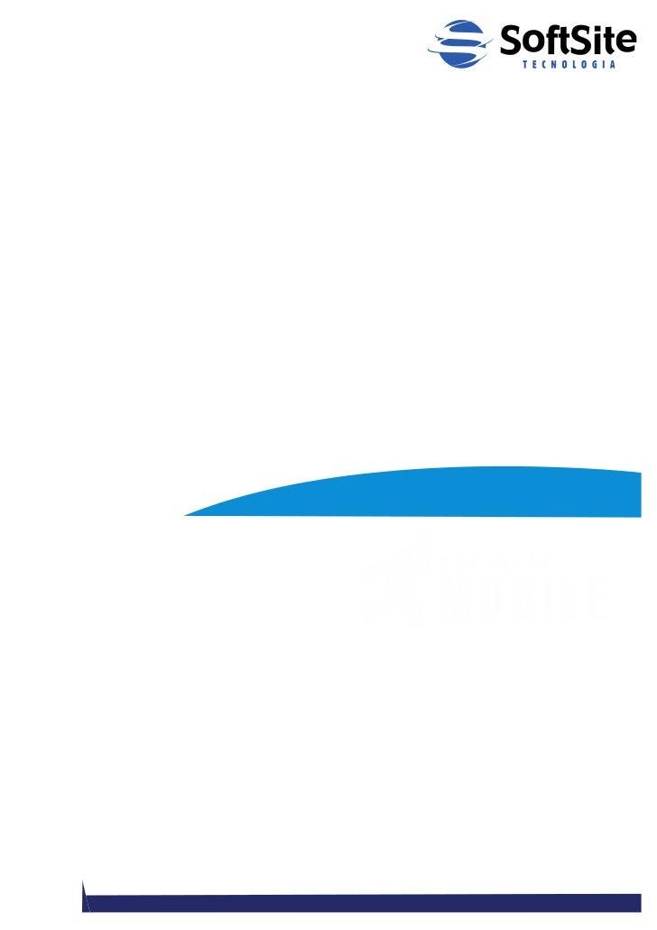 SoftSite Mobile®     Pré-Venda Resumo Executivo