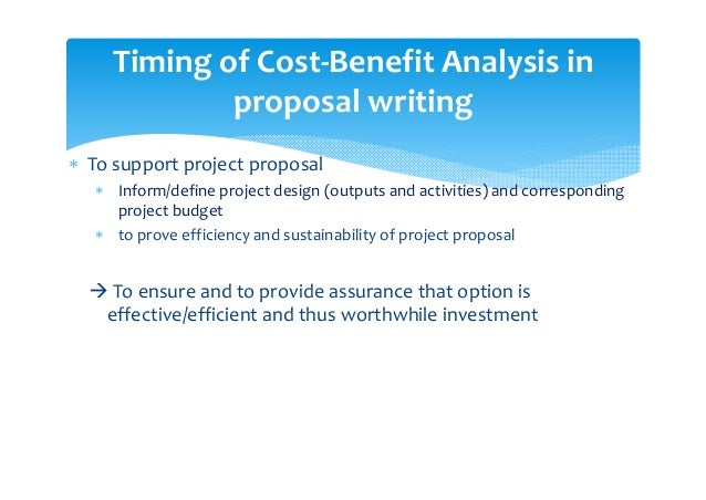 analysis of project proposals by the This work provides an example of how to prepare a research proposal for your supervisor it is not perfect but it provides all the relevant details (standard requirements) for a typical.