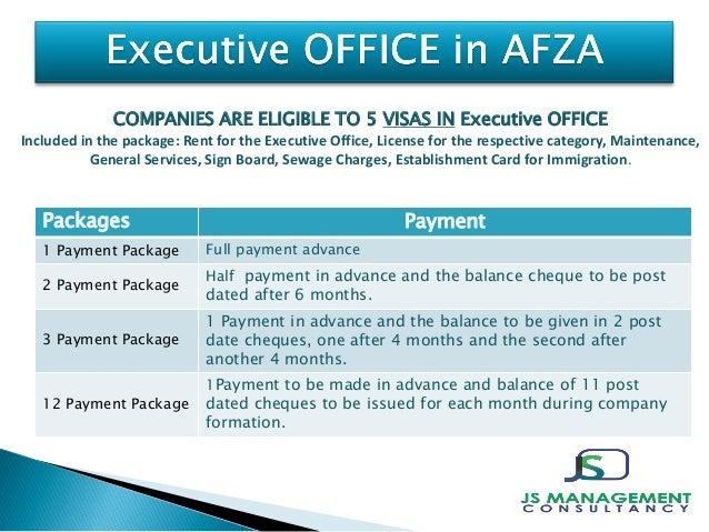 Ajman Free Zone executive office