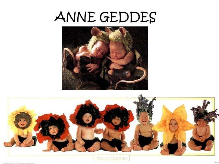 ANNE GEDDES<br />