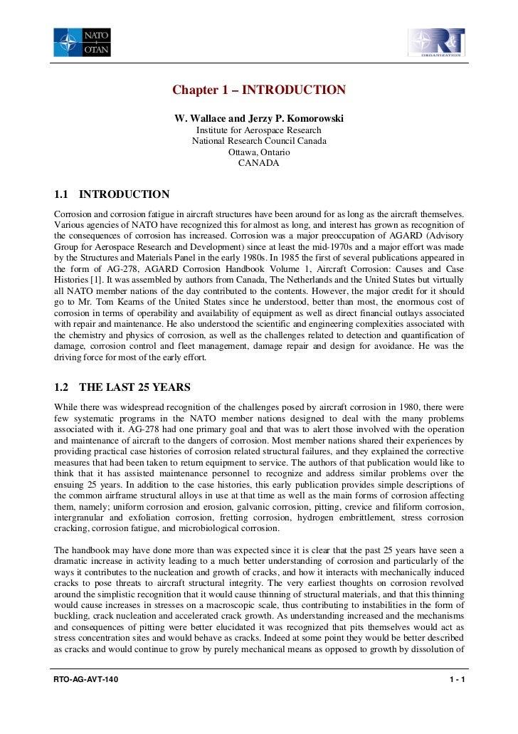 Chapter 1 – INTRODUCTION                                W. Wallace and Jerzy P. Komorowski                                ...