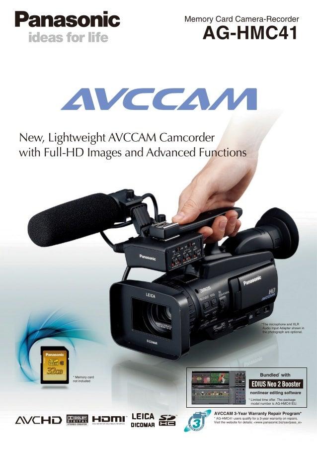 Ag hmc41-brochure