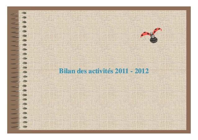 AG La Parvole 2012  Slide 3
