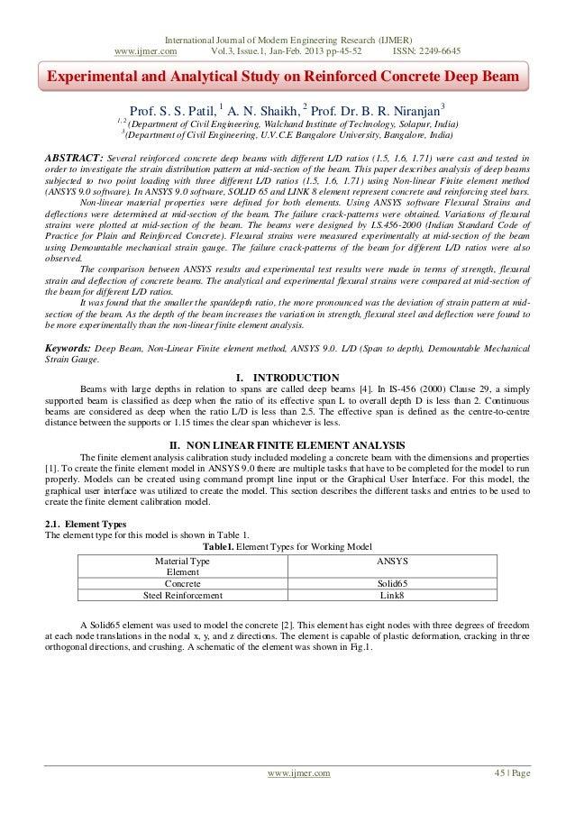 International Journal of Modern Engineering Research (IJMER)                  www.ijmer.com          Vol.3, Issue.1, Jan-F...