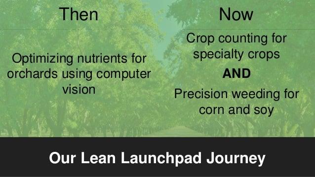 AgAI engr 245 lean launchpad stanford 2019 Slide 2