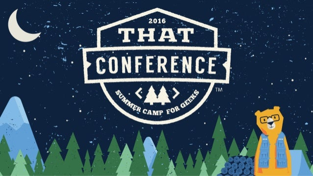 Remember when the internet was fun? Hey. @catm0ther #ThatConference