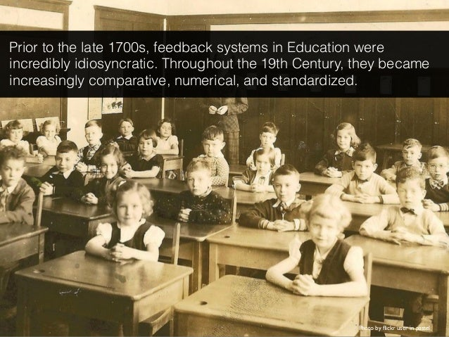 """Photo by flickr user Shelly The first """"official record"""" of a grading system was at Yale in 1785. The A-F system appears to ha..."""