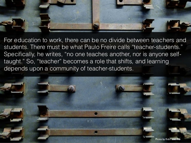"""""""We need more, not fewer, ways to listen for the voices of students reflecting on education. We need more, not fewer, ways ..."""