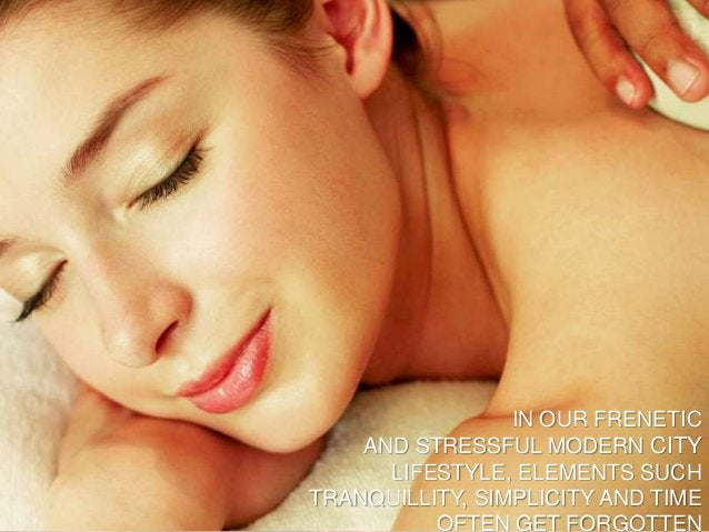 The therapeutic power of touch is combined with the energy of the earth in this muscle relaxing massage. REVITALISATION HO...