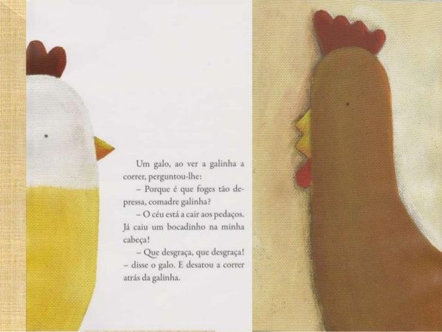 A galinha medrosa de antonio mota Slide 3