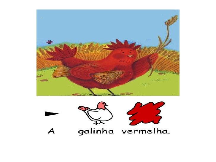 A galinha vermelha