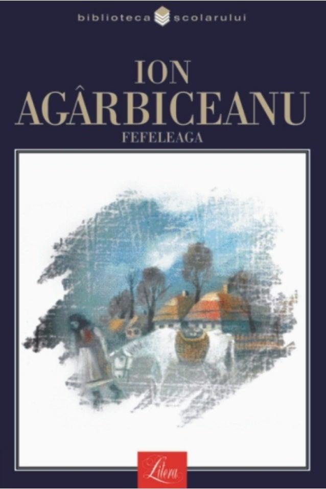 IonAG~RBICEANU  FEFELEAGA