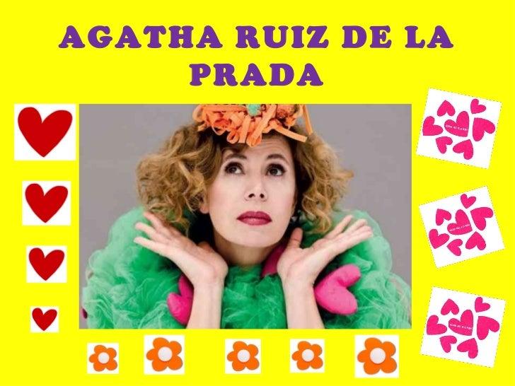 Agatha ruiz de la prada for Carrelage agatha ruiz dela prada