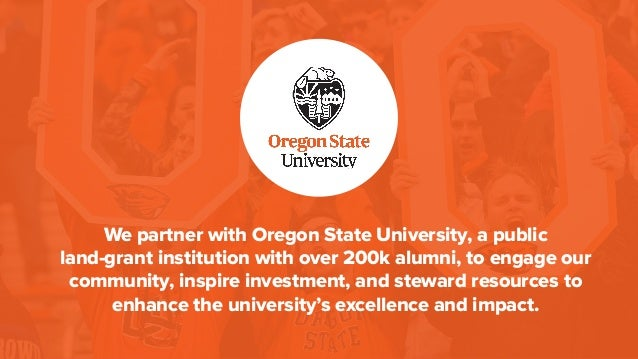 Advancement in the Subscription Economy at OSU Slide 3