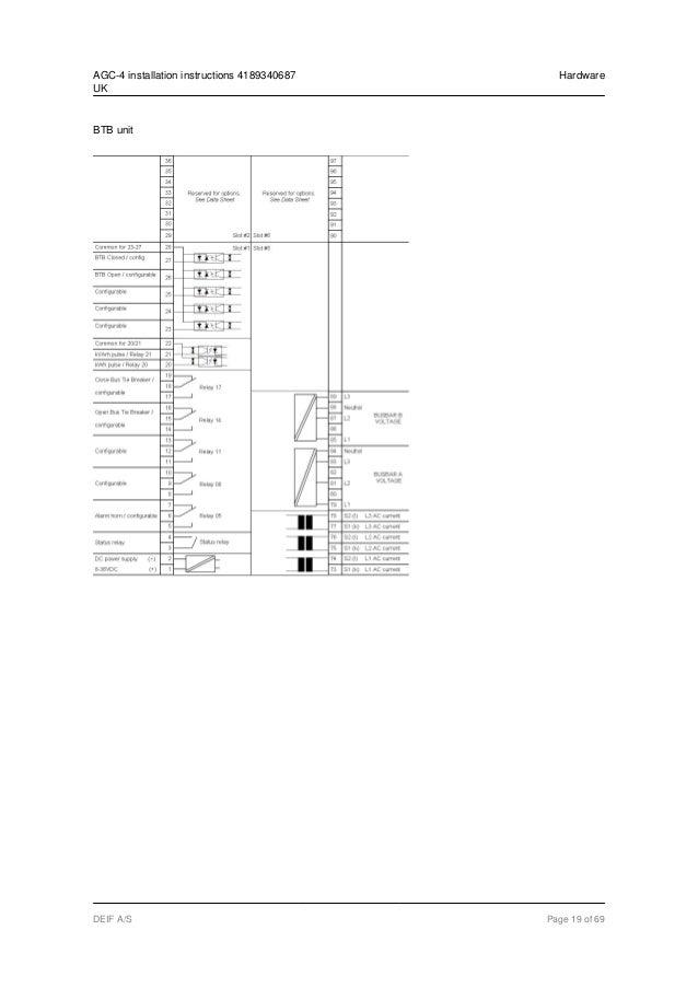 Agc 4 installation instructions 4189340687 uk 2012.08.17
