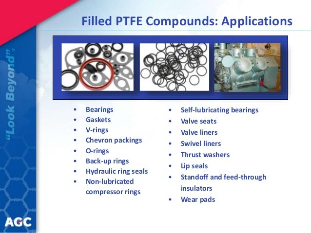 Product Overview Filled Ptfe And Melt Processable Compounds