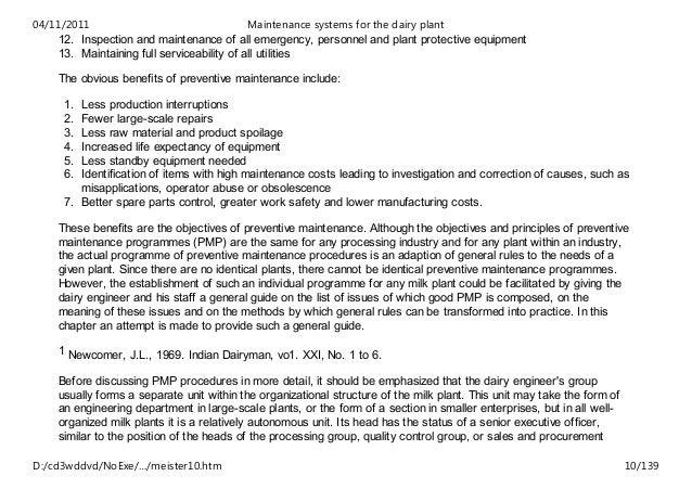 ag dairy plant maintenance unfao en lp 105870