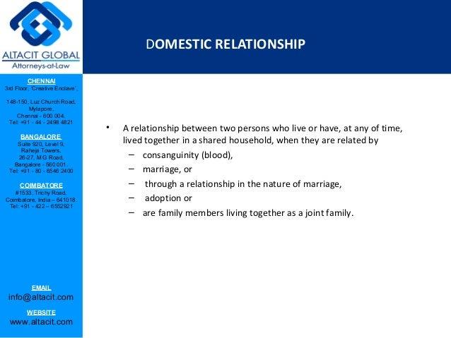 Ag domestic violence
