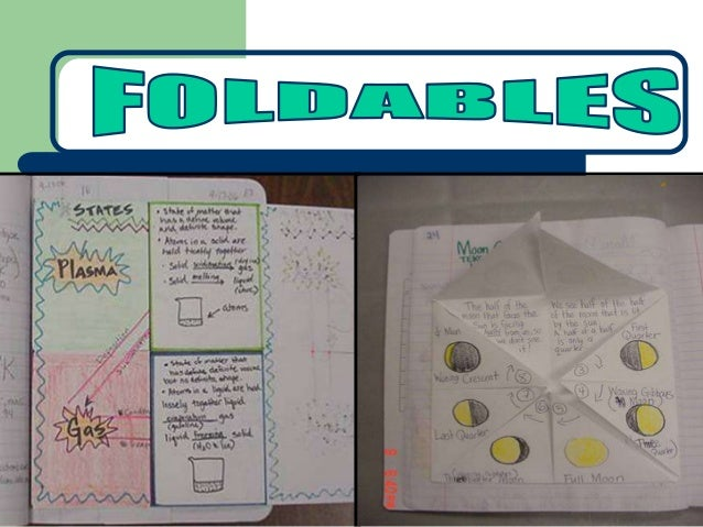 Interactive Science Notebook Setup
