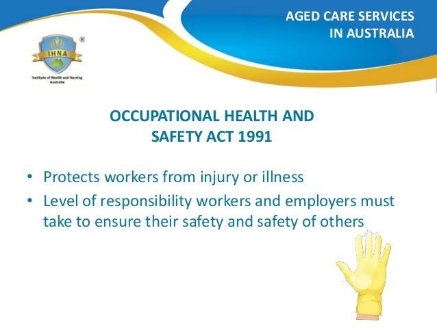 the aged care act 1997 pdf