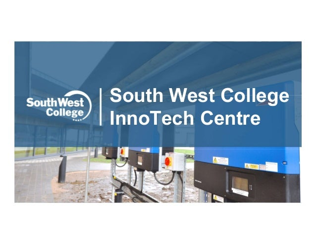 South West College InnoTech Centre