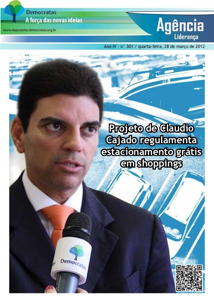 A força das novas ideiaswww.deputados.democratas.org.br                                   Agência  Liderança              ...