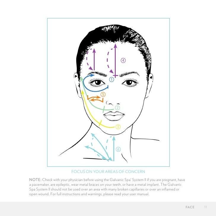 nu skin galvanic spa system ii owners manual