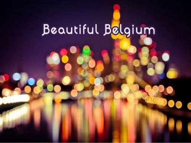 Most Beautiful Places in Belgium