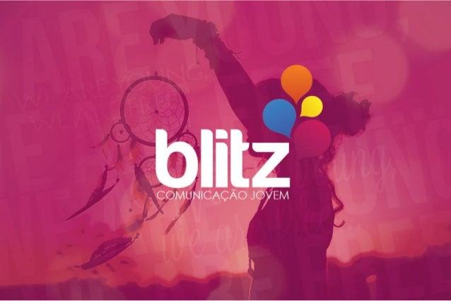 Agência Blitz Comunicação Jovem e Marketing Universitário