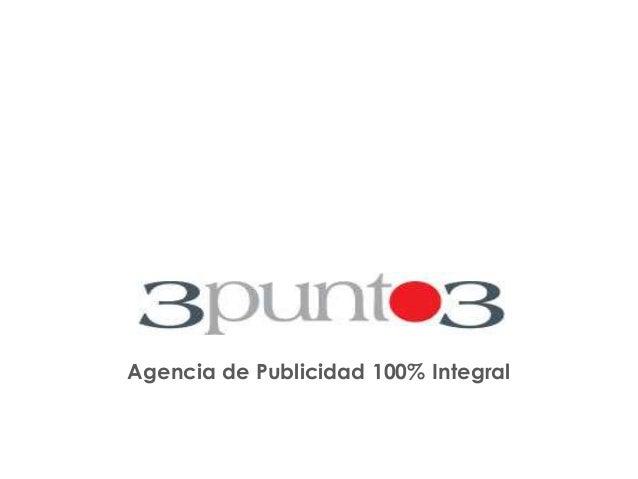Agencia de publicidad sesiones 14 y 15 for Agencia de publicidad