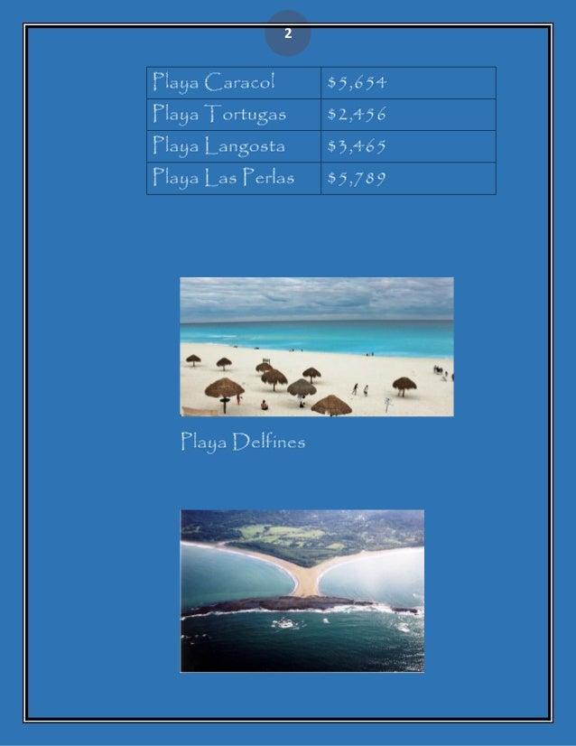 Agencia de viajes Slide 2