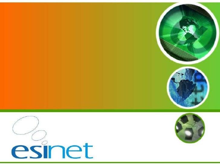 • A Esinet é uma agência moderna   e completa. Há seis anos vem   criando soluções de   comunicação para seus clientes e  ...