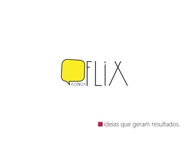 Agência Flix Publicidade 360º e Marketing Digital