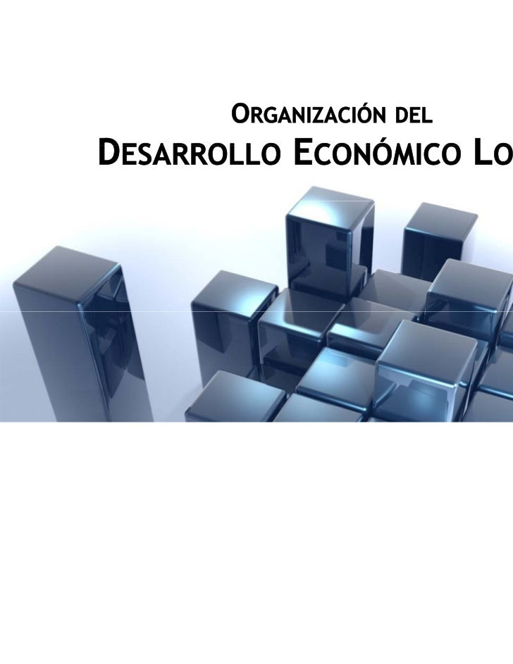 Introducción•   Los límites de los gobiernos locales, frecuentemente no    coinciden con la economía geográfica real de la...