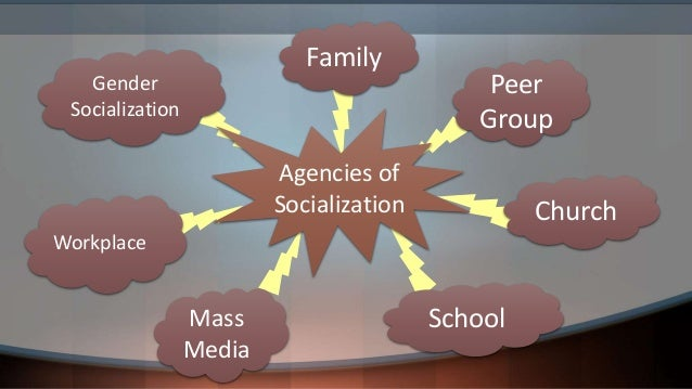 Agents of political socialization essay