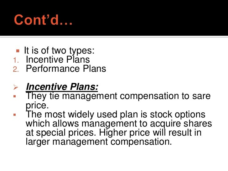 Fidelity incentive stock options