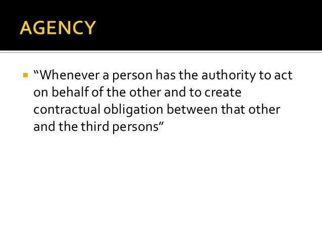 Agency Slide 2