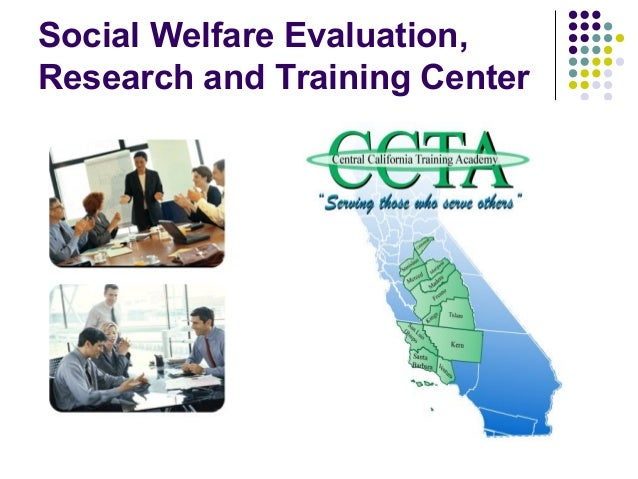 Social Welfare Evaluation, Research and Training Center