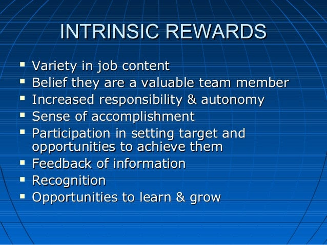 motivation is generally linked to reward management essay 20 ways to increase employee motivation using rewards  both employees and upper management are onboard with the reward system  directly linked to the desired.