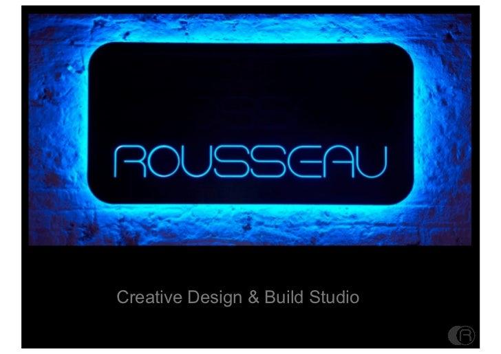 Creative Design & Build Studio