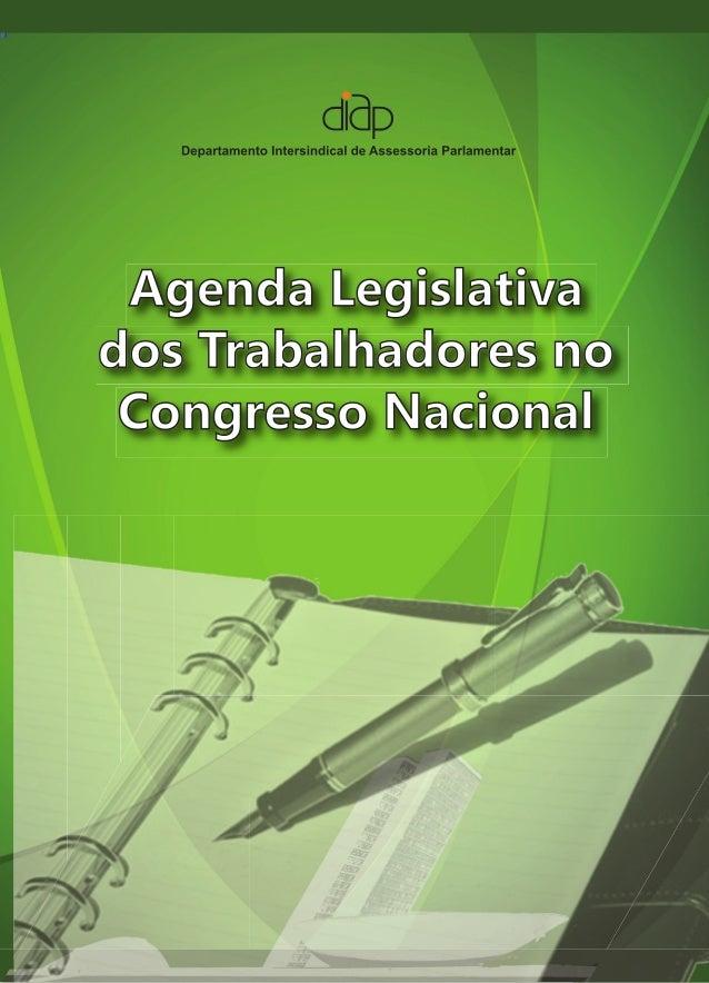 Agenda Legislativa dos Trabalhadores no Congresso Nacional [ 1 ]