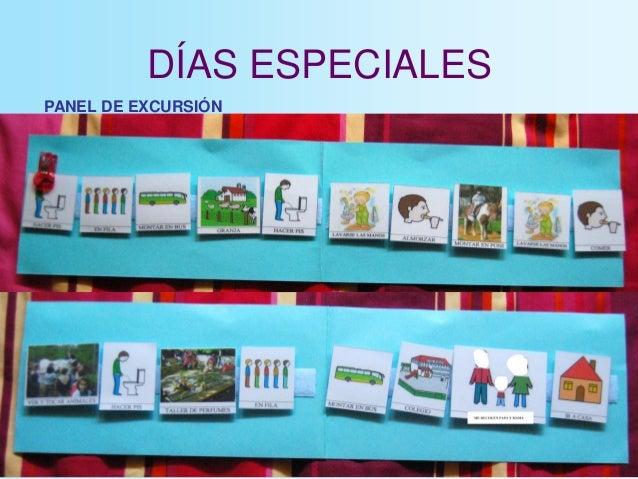 DÍAS ESPECIALES PANEL DE EXCURSIÓN