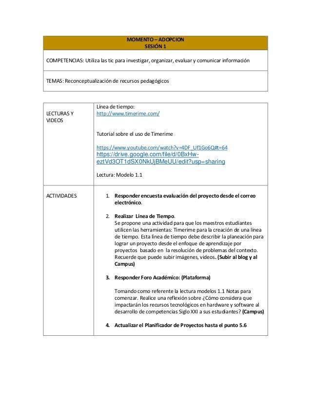 MOMENTO – ADOPCION SESIÓN 1 COMPETENCIAS: Utiliza las tic para investigar, organizar, evaluar y comunicar información TEMA...