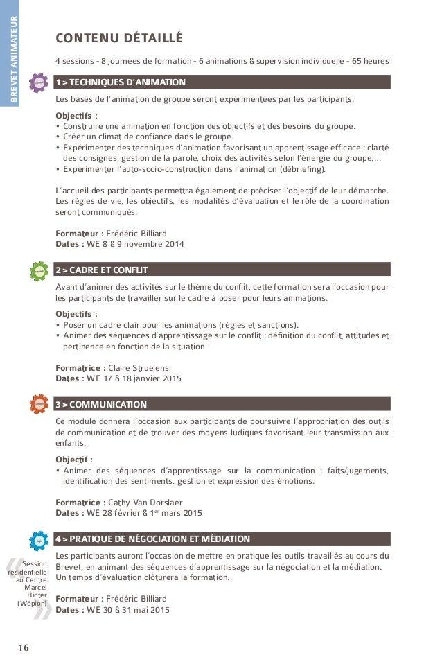 agenda 2014 - 2015