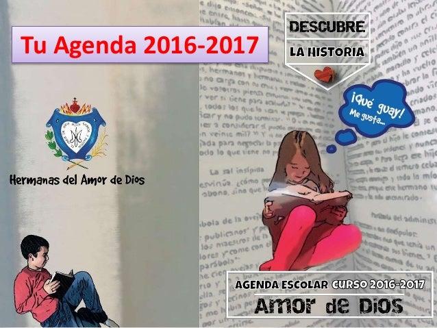 Tu Agenda 2016-2017