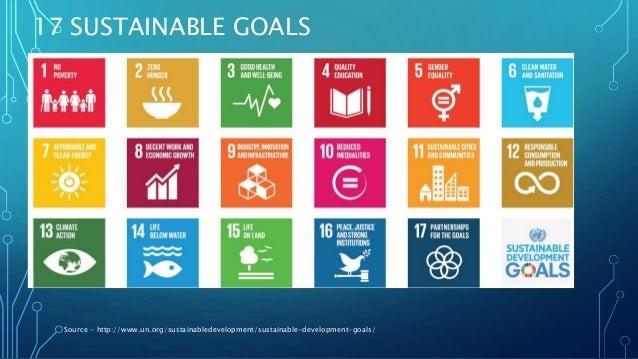 Agenda 2030 - New World Order - Canada - November 2017