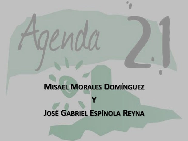 MISAEL MORALES DOMÍNGUEZ             YJOSÉ GABRIEL ESPÍNOLA REYNA