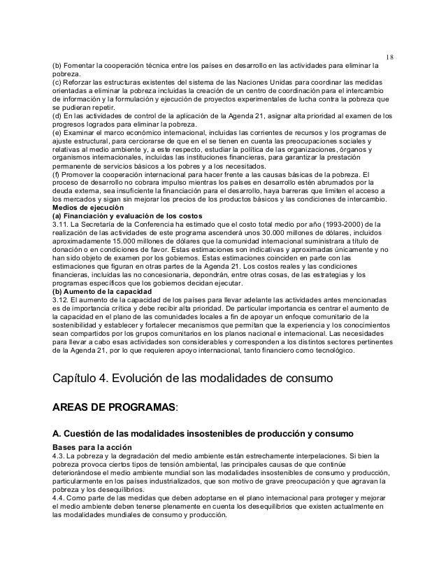18 (b) Fomentar la cooperación técnica entre los países en desarrollo en las actividades para eliminar la pobreza. (c) Ref...